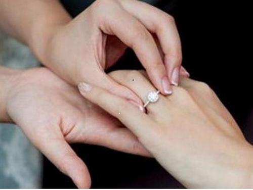 求婚戒指戴哪个手指有什么讲究?你知道吗