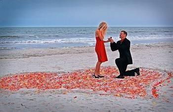 最浪漫的海边求婚点子 海边求婚攻略